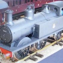 Midland LMS BR Johnson 1P £695
