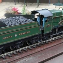GWR BR Manor Garsington Manor Gauge 1 £1480