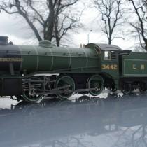 LNER BR K4 £750