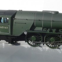 Model of the real A1 prototype recently built Tornado £805