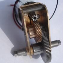 ABC Helically Cut Gear Box